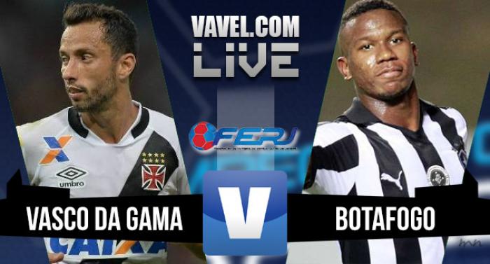 Resultado Vasco x Botafogo no Campeonato Carioca 2016 (1-1)
