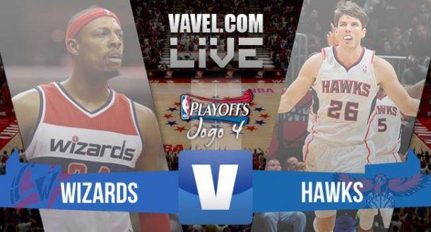Atlanta Hawks x Washington Wizards, NBA Playoffs 2015 (106 -101)