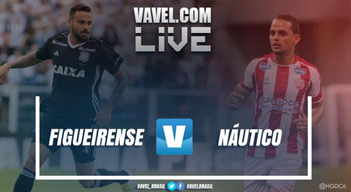 Resultado Figueirense x Náutico na Série B do Campeonato Brasileiro 2017 (3-0)