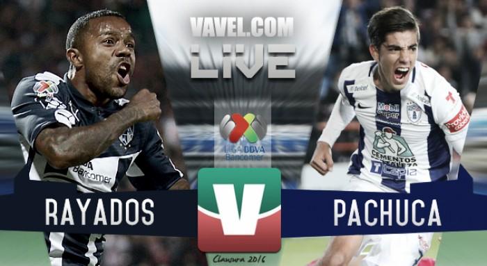 ¡De último minuto! Pachuca se corona Campeón del Fútbol Mexicano.  (1-1)