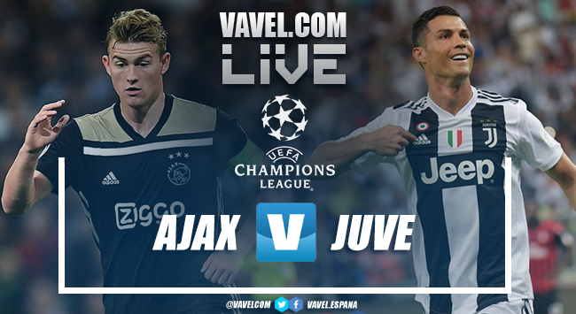 Resumen Ajax vs Juventus en UEFA Champions League 2019 (1-1)