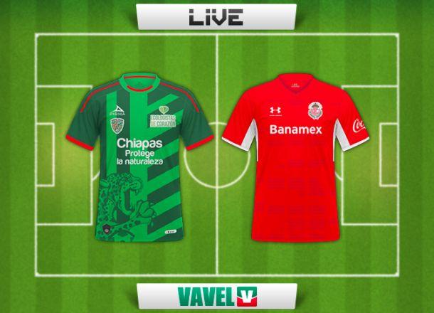 Chiapas 1-1 Toluca, así lo vivimos