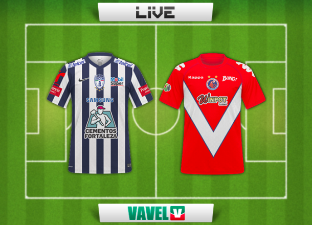 Resultado Pachuca - Veracruz en Liga MX 2014 (1-0)