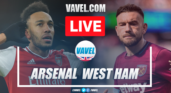 Arsenal FC v West Ham United: Live Stream TV Updates and How to Watch Premier League 2020