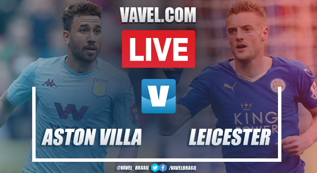 Gols e melhores momentos de Aston Villa 2x1 Leicester pela Copa da Liga Inglesa