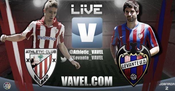 Athletic de Bilbao vs Levante en vivo y en directo online