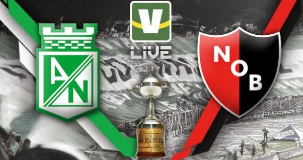 Atlético Nacional x Newell's Old Boys, Copa Libertadores