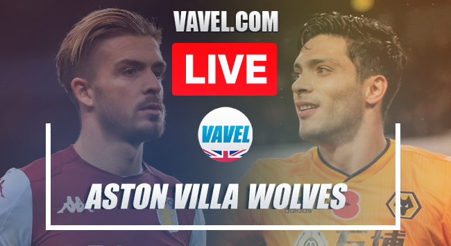 As it happened, Aston Villa 0-1 Wolverhampton Wanderers in EPL