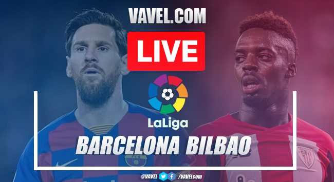 FC Barcelona 1-0 Athletic Club: Live Stream TV Updates and How to Watch La Liga 2020