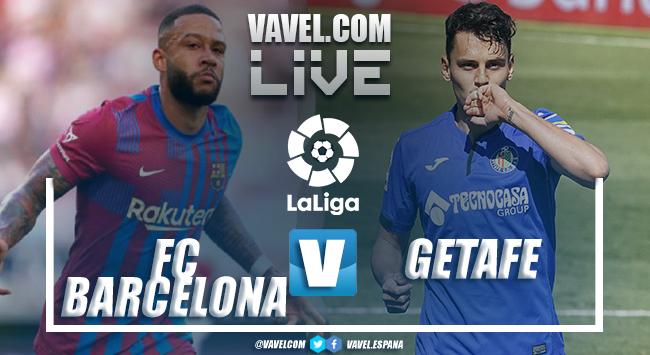 Resumen Barcelona vs Getafe en LaLiga (2-1)