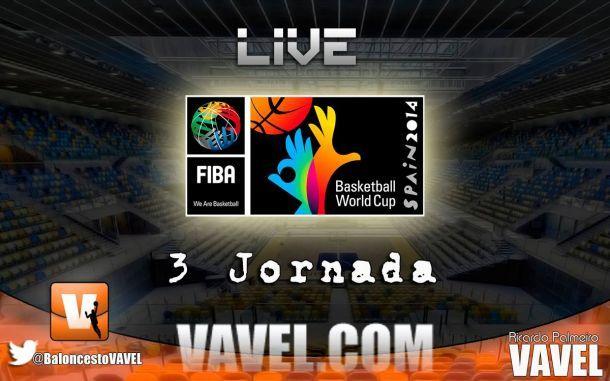 Basket, Mondiali 2014: rivivi la diretta online della quarta giornata