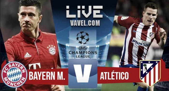 Resumen Bayern Múnich 1 - 0 Atlético de Madrid en Champions League 2016