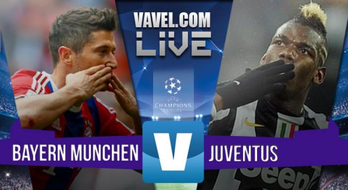 Resultado Bayern de Munique x Juventus pela Uefa Champions League 2015/2016 (4-2)