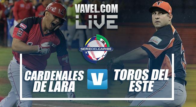 Resumen y carreras: Venezuela 3- Dominicana 9 en Serie del Caribe 2020