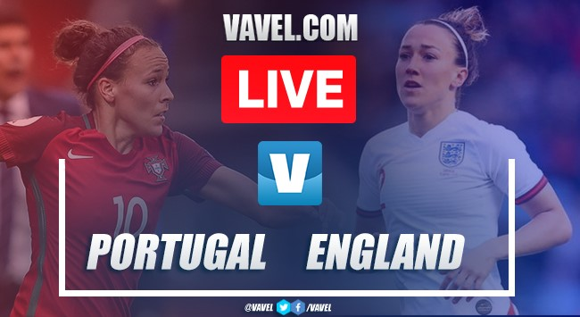 Score Portugal 0-1 England in 2019 Women's International Friendly