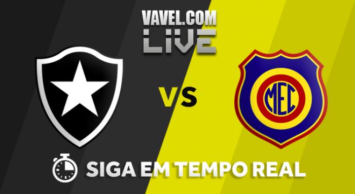 Resultado Botafogo x Madureira pelo Campeonato Carioca 2018 (0-0)