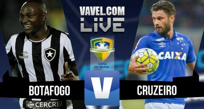 Resultado Botafogo x Cruzeiro (2-5)