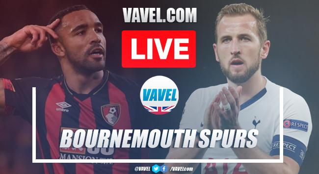 As it happened: Bournemouth 0-0 Tottenham