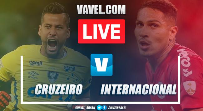 Gols e melhores momentos Cruzeiro 0x1 Inter pela Copa do Brasil