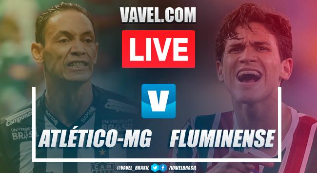 Gols e melhores momentos Atlético-MG 2x1 Fluminense pelo Campeonato Brasileiro