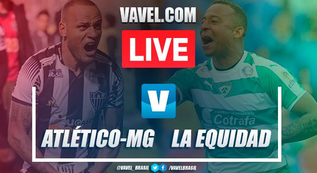 Gols e melhores momentos Atlético-MG 2x1 La Equidad pela Copa Sul-Americana