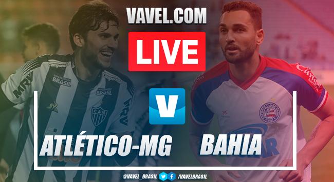 Gols e melhores momentos Atlético-MG 0x1 Bahia pelo Campeonato Brasileiro 2019