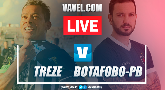 Jogo Treze x Botafogo-PB AO VIVO online pela Série C 2019
