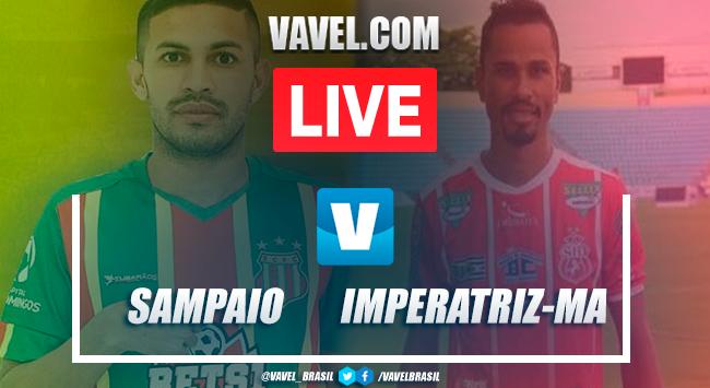 Assistir jogo Sampaio Corrêa x Imperatriz-MA AO VIVO online pela Série C 2019 (0-0)
