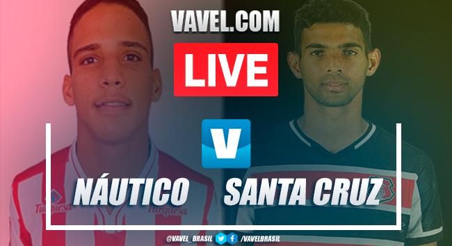 Assistir jogo Náutico x Santa Cruz AO VIVO online pela Série C 2019 (0-0)