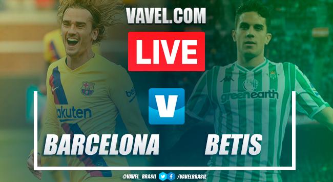 Assistir jogo Barcelona x Betis AO VIVO online pelo Campeonato Espanhol 2019