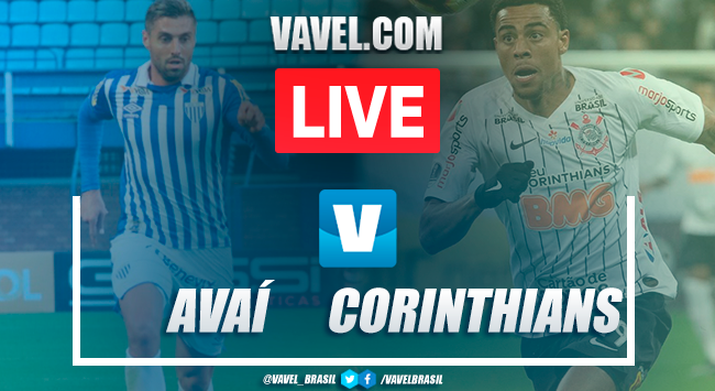 Gols e melhores momentos de Avaí 1 x 1 Corinthians no Campeonato Brasileiro 2019
