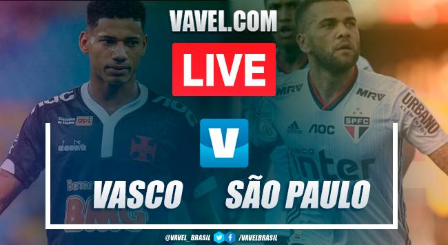 Assistir jogo Vasco x São Paulo AO VIVO transmissão online pelo Campeonato Brasileiro 2019