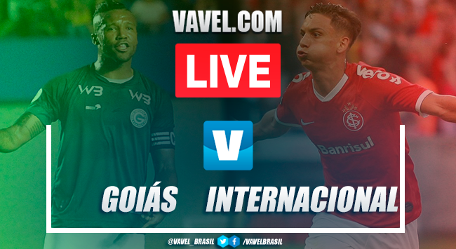 Gols e melhores momentos de Goiás x Internacional pelo Brasileirão (2-1)