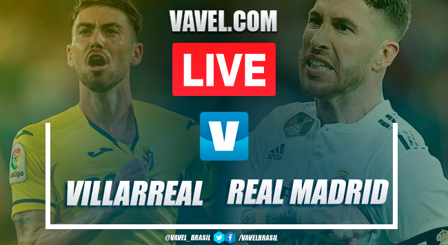 Gols e melhores momentos Villarreal 2x2 Real Madrid pelo Campeonato Espanhol