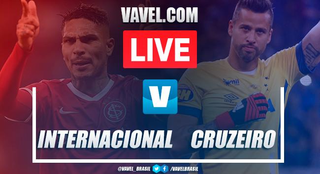 Gols e melhores momentos Internacional 3x Cruzeiro pela Copa do Brasil