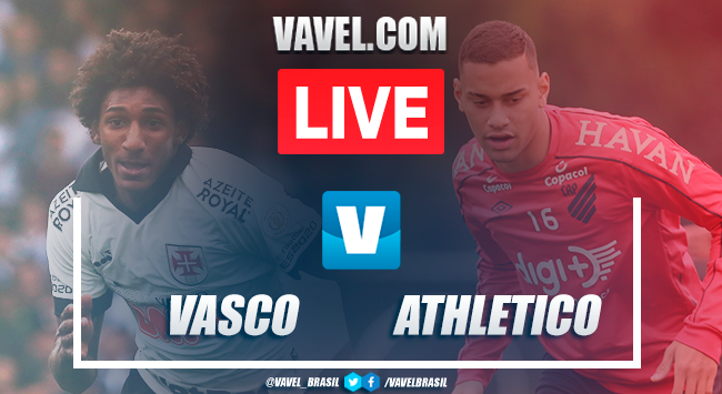 Gols e melhores momentos Vasco 1 x 1 Athletico pelo Campeonato Brasileiro 2019