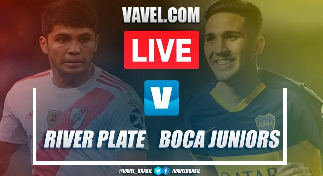 Gols e melhores momentos River Plate 2x0 Boca Juniors pela Libertadores