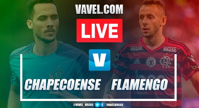 Gols e melhores momentos de Chapecoense 0x1 Flamengo pelo Campeonato Brasileiro