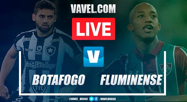 Gol e melhores momentos de Botafogo 0 x 1 Fluminense pelo Campeonato Brasileiro 2019