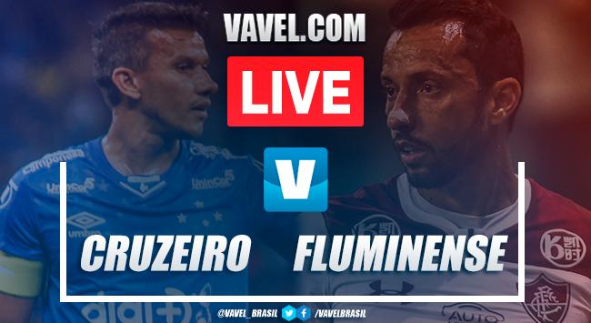Melhores momentos Cruzeiro x Fluminense pelo Brasileirão