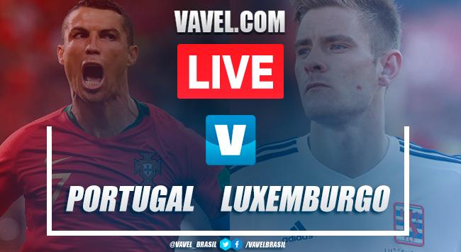 Gols e melhores momentos Portugal 3x0 Luxemburgo pelas Eliminatórias da Euro