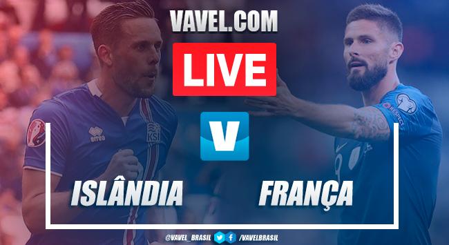 Gols e melhores momentos Islândia 0x1 França pelas Eliminatórias da Eurocopa 2020