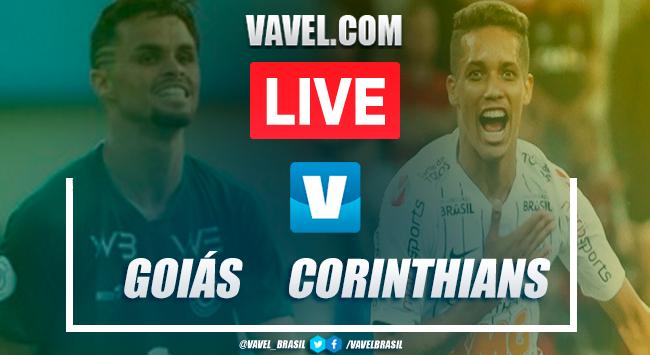 Gols e melhores momentos Goiás 2x2 Corinthians pelo Campeonato Brasileiro 2019
