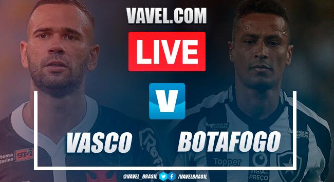 Melhores momentos Vasco x Botafogo pelo Campeonato Brasileiro (2-1)