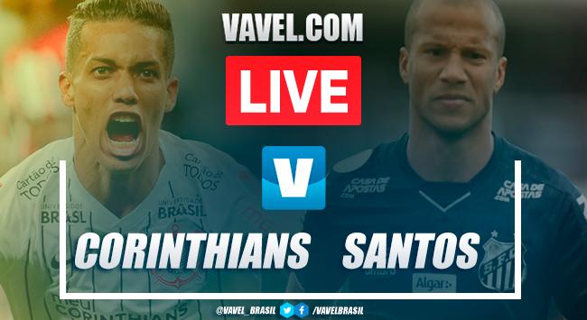 Melhores momentos para Corinthians 0x0 Santos