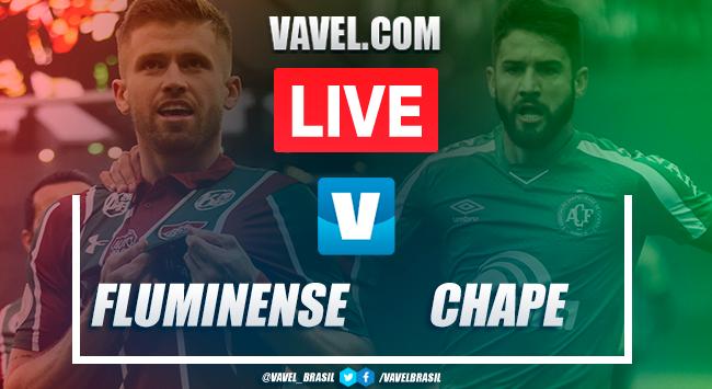 Gols e melhores momentos de Fluminense 1 x 1 Chapecoense pelo Campeonato Brasileiro 2019