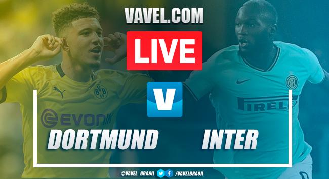 Gols e melhores momentos Borussia Dortmund 3x2 Inter de Milão pela Champions League