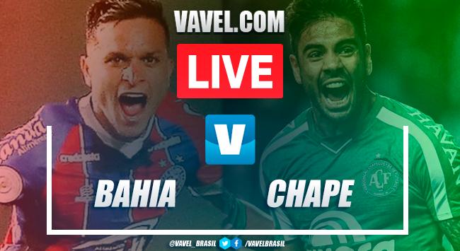 Gols e melhores momentos Bahia 1x1 Chapecoense pelo Campeonato Brasileiro 2019