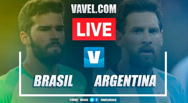 Gols e melhores momentos Brasil 1x0 Argentina