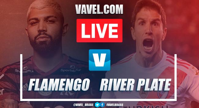 Gols e melhores momentos Flamengo 2x1 River Plate pela final da Libertadores 2019